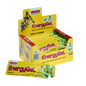 High5 EnergyGel - Nutrition sport - Lemon 20 x 40g